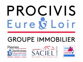 Nouveau logo pour le Groupe Immobilier PROCIVIS Eure-et-Loir !